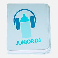 Junior Dj - Icon - baby blanket