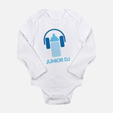 Junior Dj - Icon - Long Sleeve Infant Bodysuit