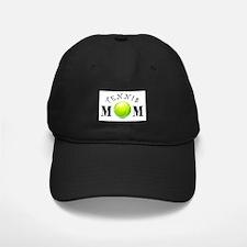 Tennis Mom (swirls) Baseball Hat