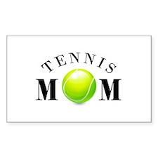 Tennis Mom (basic) Decal