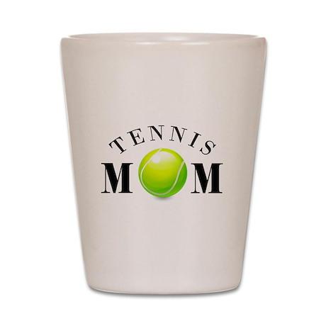 Tennis Mom (basic) Shot Glass