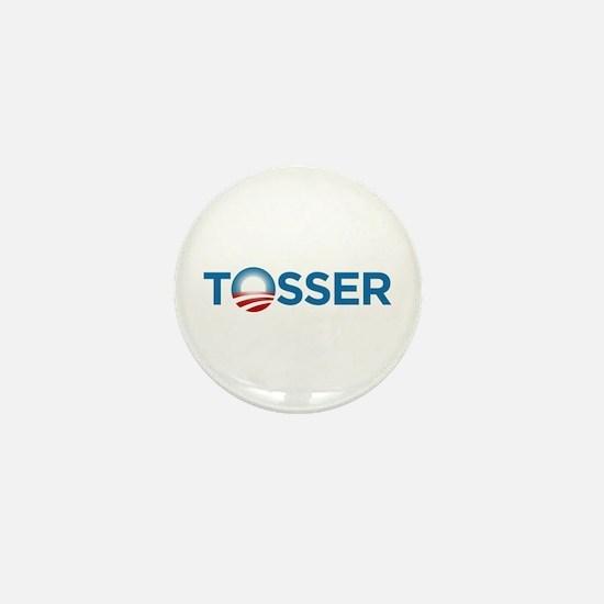 TOSSER Mini Button