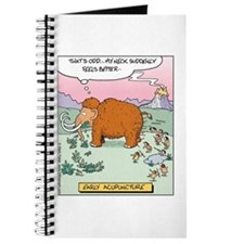 Cute Mammoth Journal