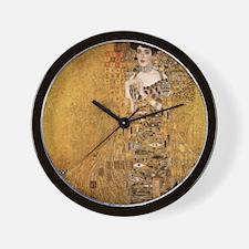 Gustav Klimt Wall Clock