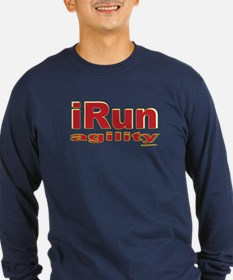 iRun agility Red/Yellow T