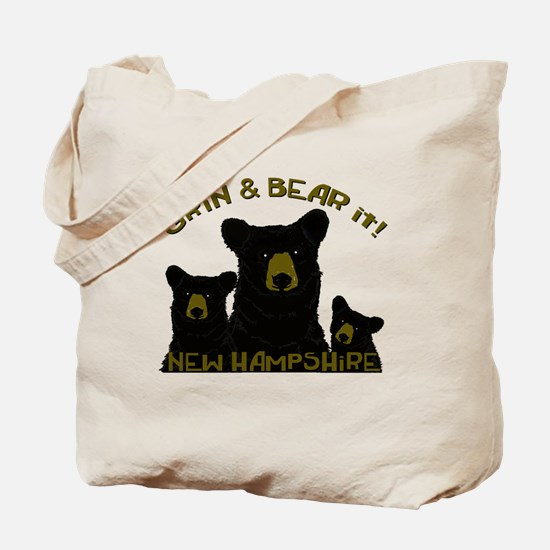 Grin & Bear it! Tote Bag