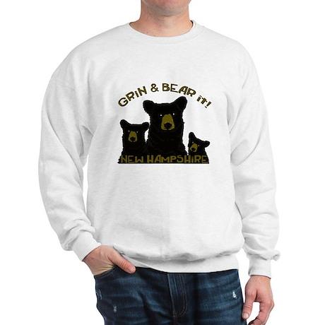 Grin & Bear it! Sweatshirt