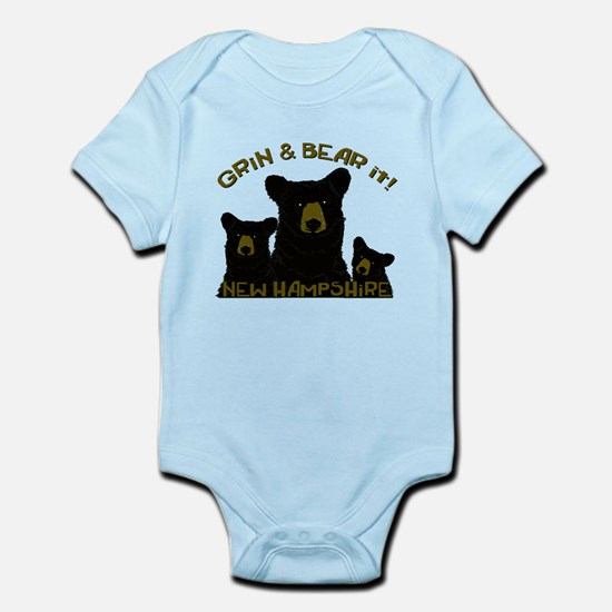 Grin & Bear it! Infant Bodysuit