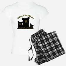 Grin & Bear it! pajamas
