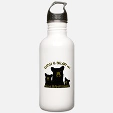 Grin & Bear it! Water Bottle