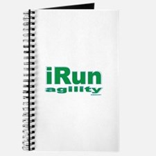 iRun agility Green/Yellow Journal