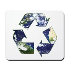 Recycling Symbol Mousepad
