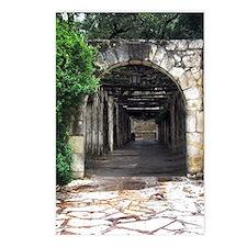 Alamo Walk Postcards (Package of 8)