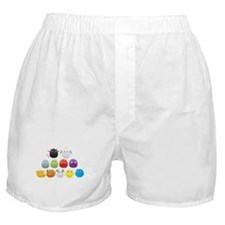 Furry Little Monsters Boxer Shorts