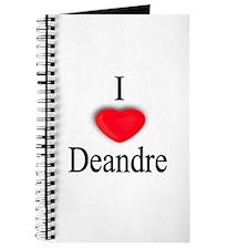 Deandre Journal