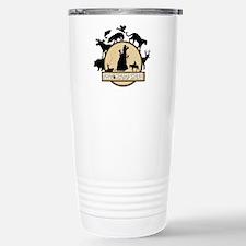 New Hampshire Stainless Steel Travel Mug