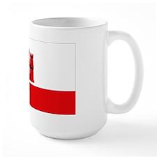 Flag of Gibraltar Mug