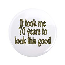 "Funny Years 3.5"" Button (100 pack)"