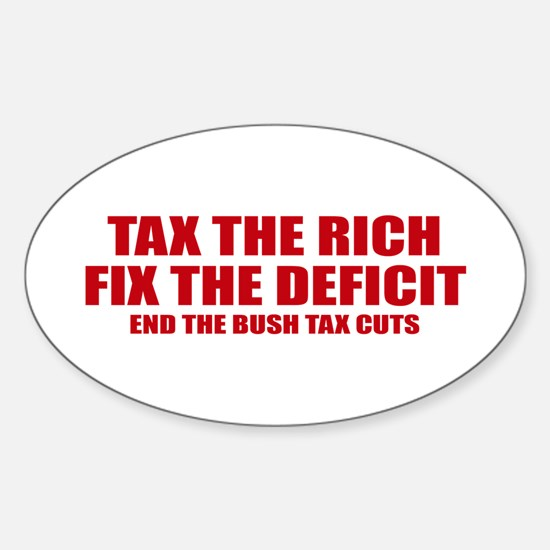 The 1% Sticker (Oval)