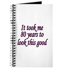 Funny 80 year olds Journal