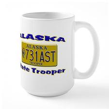 Alaska State Trooper Mug