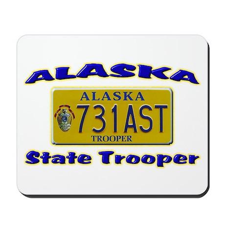 Alaska State Trooper Mousepad