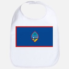 Flag of Guam Bib