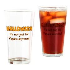 New Halloween Drinking Glass