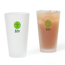 Cute Brnlnt Drinking Glass