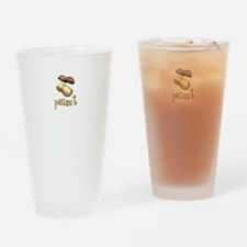 peanut Drinking Glass