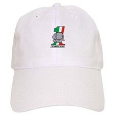 Cafe Elefant-2 Baseball Cap
