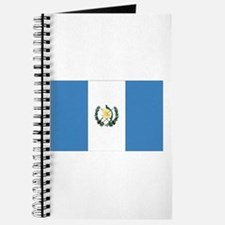 Guatemalan Flag Journal