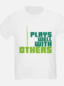 Bassoon Plays Well T-Shirt