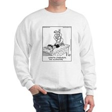 Acupuncture for Pinocchio Sweatshirt