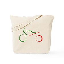 Cafe Elefant-3 Tote Bag
