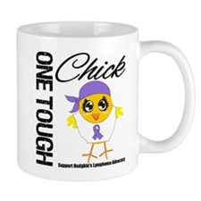 Hodgkin's Lymphoma OneToughChick Mug