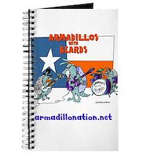 armadillos with beards Journal