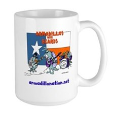 armadillos with beards Mug