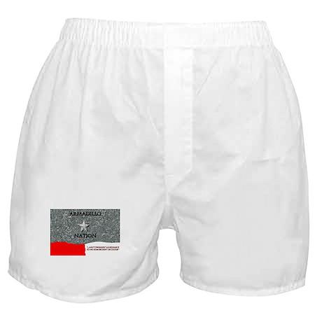 armadillo nation Boxer Shorts