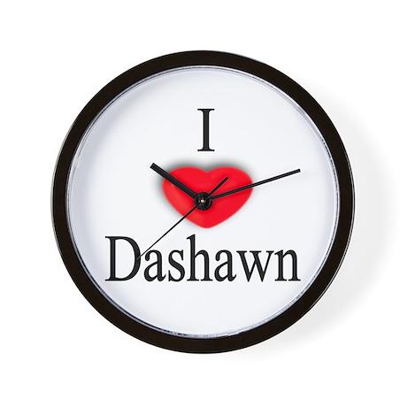 Dashawn Wall Clock