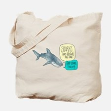 Unique Cows are friends not food Tote Bag