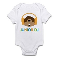 Junior Dj - Monkey - Infant Bodysuit