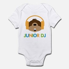 Junior Dj - Monkey - Infant Bodysuit