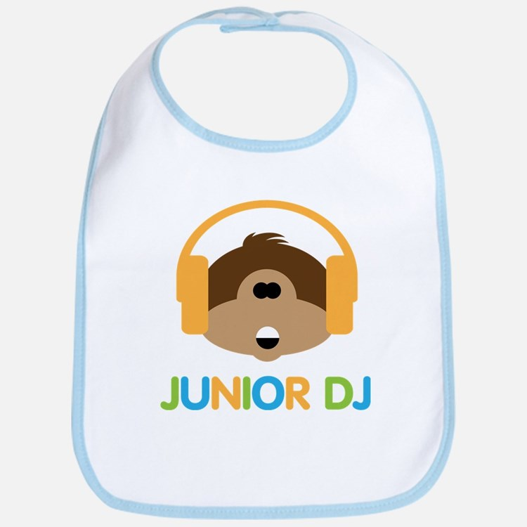 Junior Dj - Monkey - Bib