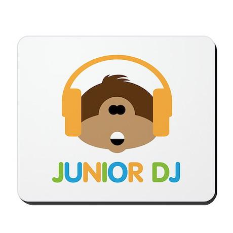 Junior Dj - Monkey - Mousepad