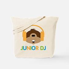 Junior Dj - Monkey - Tote Bag