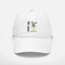 Cervical Cancer OneToughChick Hat