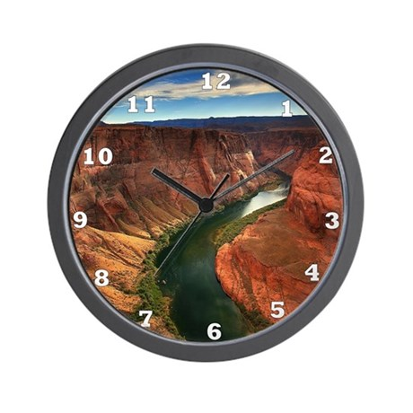 Grand Canyon, Arizona Wall Clock