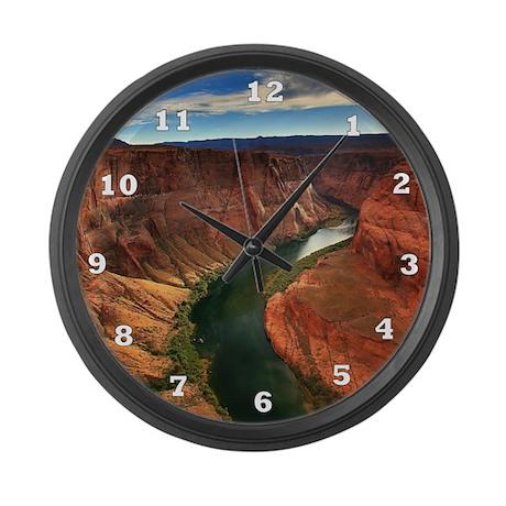 Grand Canyon, Arizona Large Wall Clock