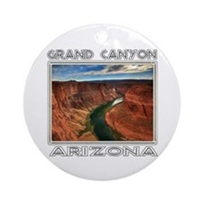 Grand Canyon, Arizona Ornament (Round)